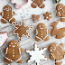 Vegan Christmas gingerbread cookies recipe