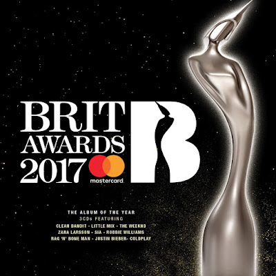 The BRIT Awards 2017 album