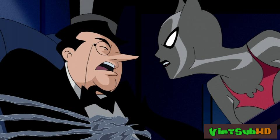 Phim Bí Ẩn Nữ Người Dơi VietSub HD | Batman: Mystery Of The Batwoman 2003