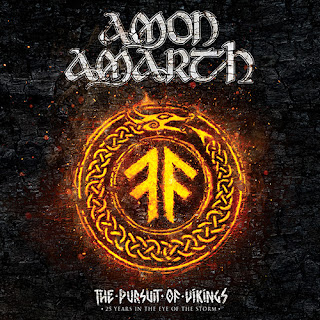 "Το βίντεο των Amon Amarth για το ""Guardians of Asgaard"" από το album ""The Pursuit of Vikings"""
