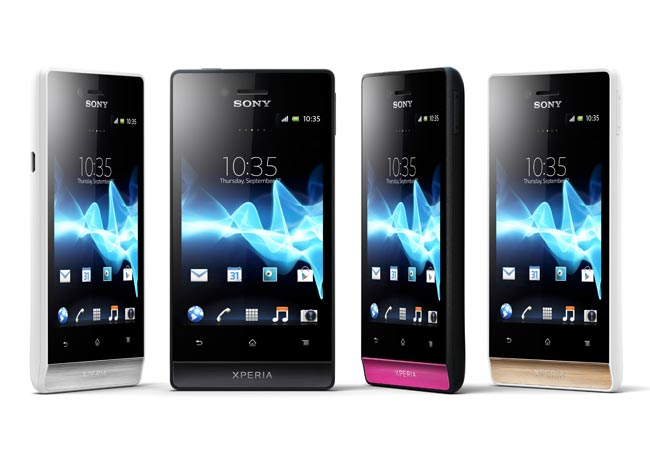 Sony Xperia Miro Features And Specification