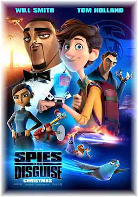 Spies In Disguise 2019 480p BluRay 300MB