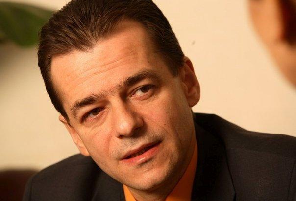 Ludovic Orban, AVERTIZAT dupa ce si-a anuntat candidtura la sefia PNL