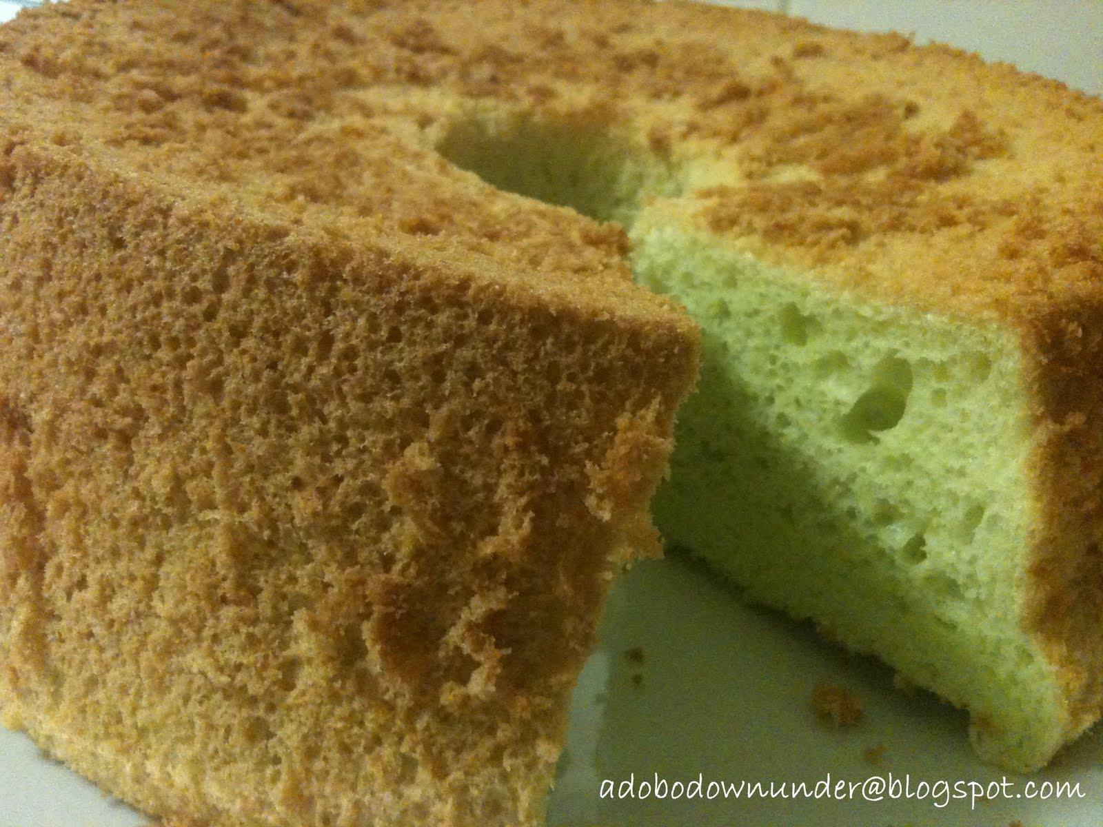 Goldilocks Buko Pandan Cake Recipe