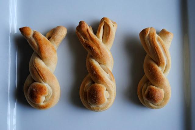 breakfast bunnies