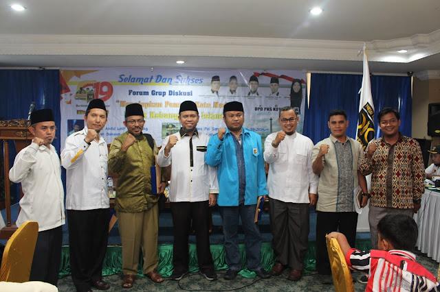 Rudiyanto Simangunsong : PKS  Merangkul dan Mendengar  Seluruh Elemen Termasuk Pemuda