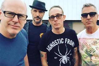 Photo des membres de Bad Religion