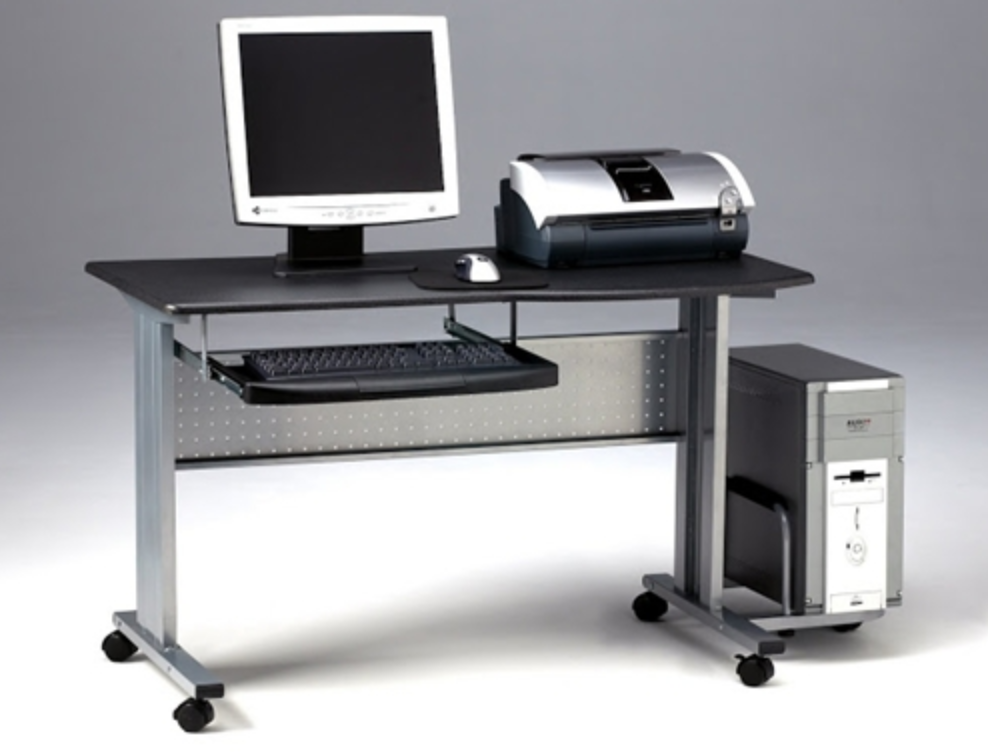 Mayline Eastwinds 8100TD Computer Desk