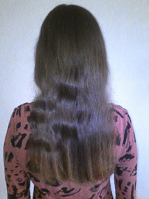 Nawilżająca płukanka do włosów z siemienia lnianego i gliceryny
