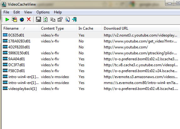 How To: How to save youtube videos from cache memory on your