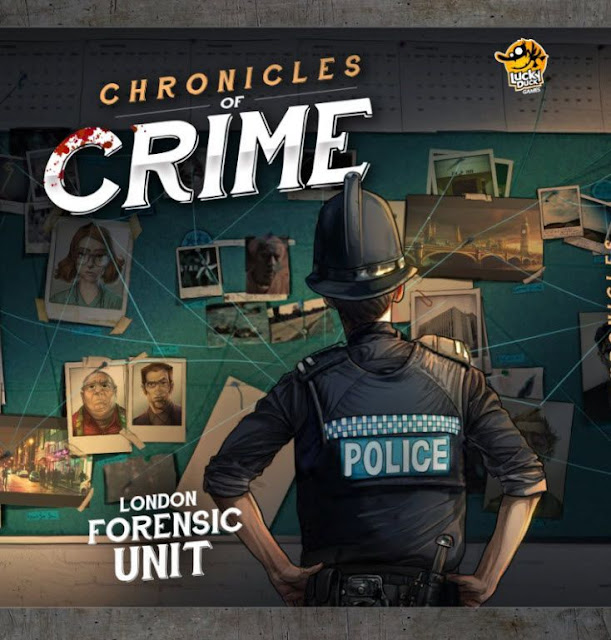 Chronicles of Crime - Lucky Duck Games