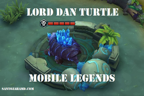 Lord dan Turtle Mobile Legends