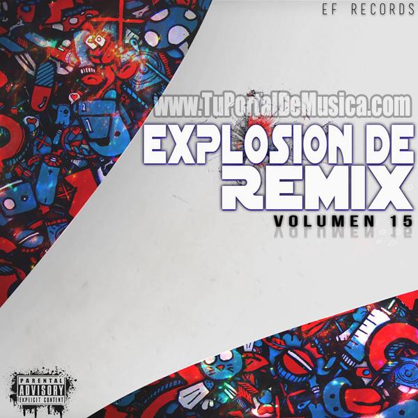 Explosion De Remix Volumen 15 (2017)