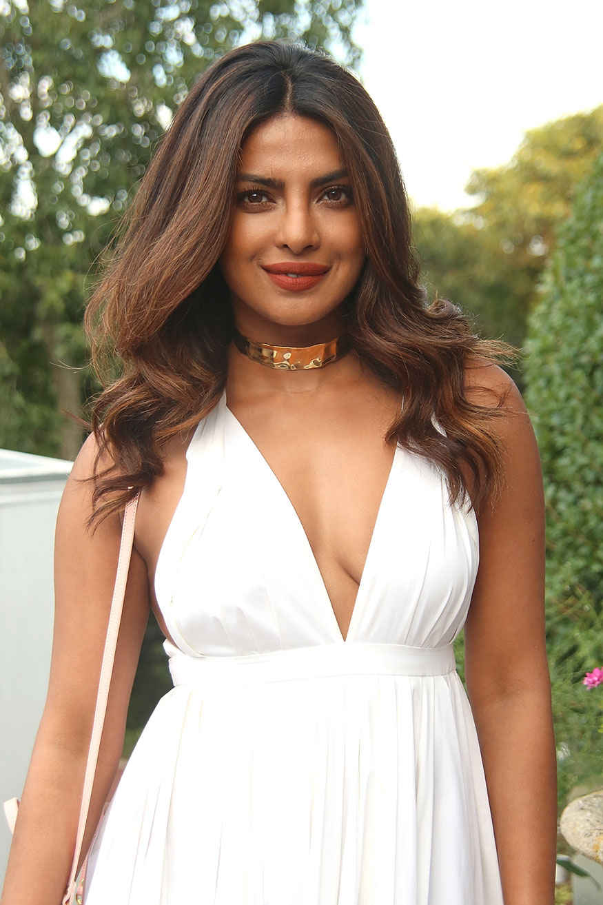 Priyanka Chopra at Guild Hall 2017 Summer Gala Event Pics