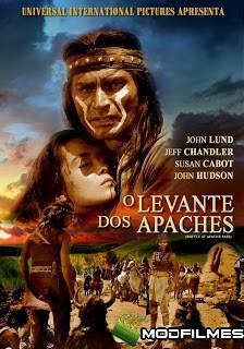 Capa do Filme O Levante Dos Apaches
