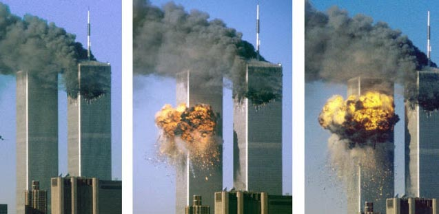 Fakta Mengejutkan! Ternyata Serangan 911 Menara Kembar WTC Dirancang dari Israel
