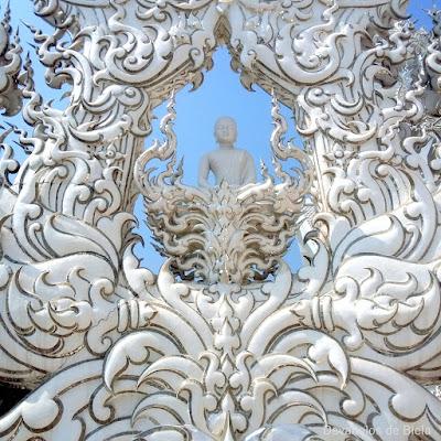 Templo Branco (White Temple) - Tailândia