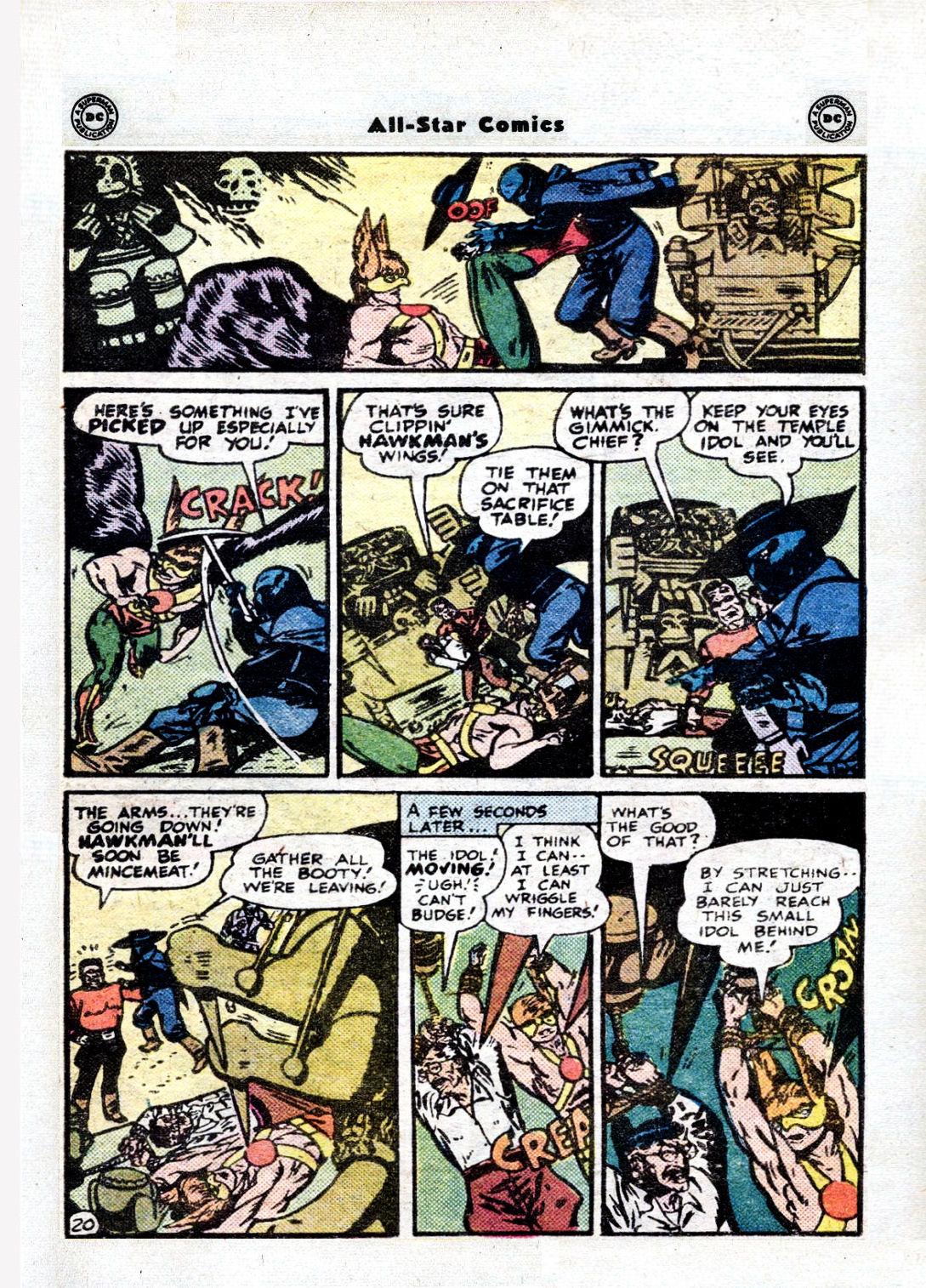 Read online All-Star Comics comic -  Issue #36 - 24