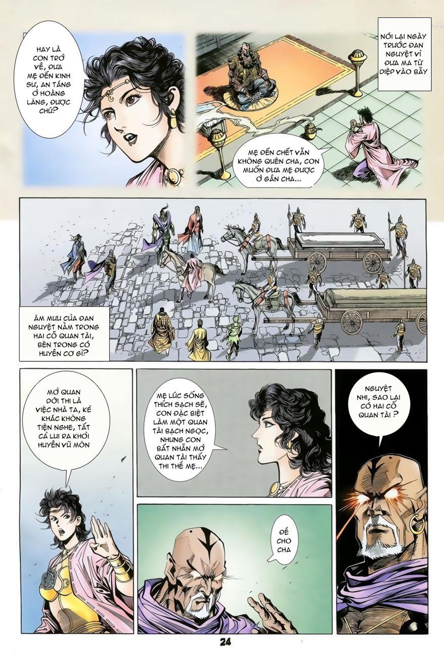 Đại Đường Uy Long chapter 74 trang 24