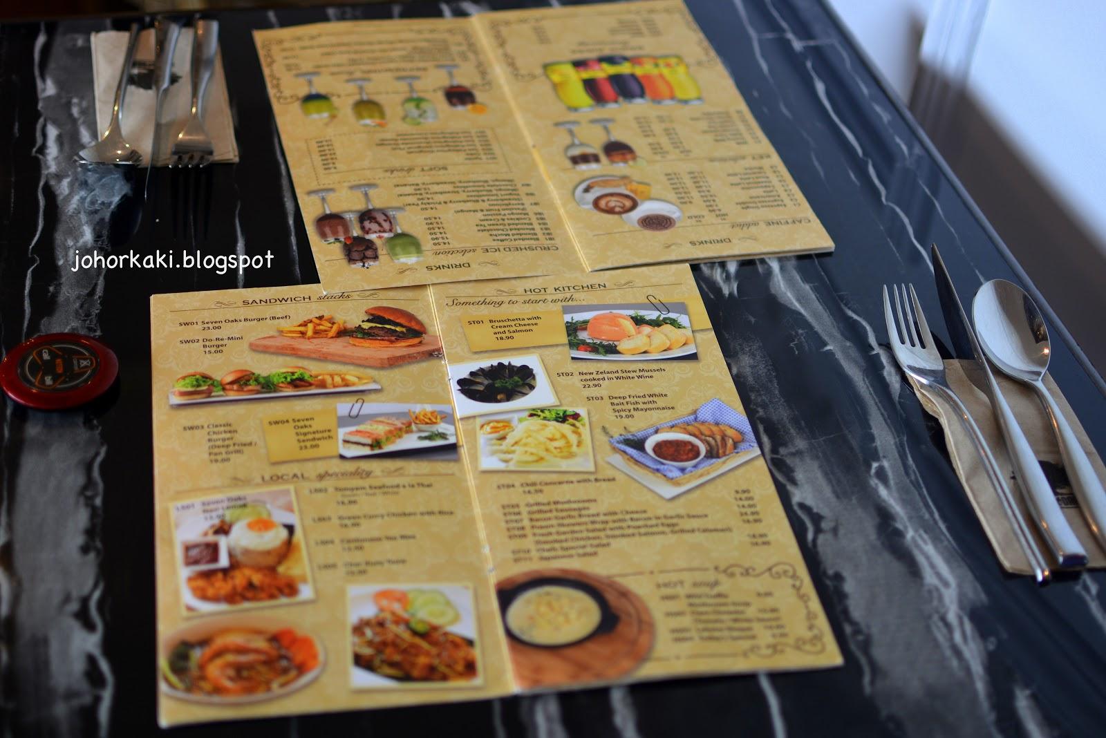 Seven Oaks Croissant Johor JB Pelangi