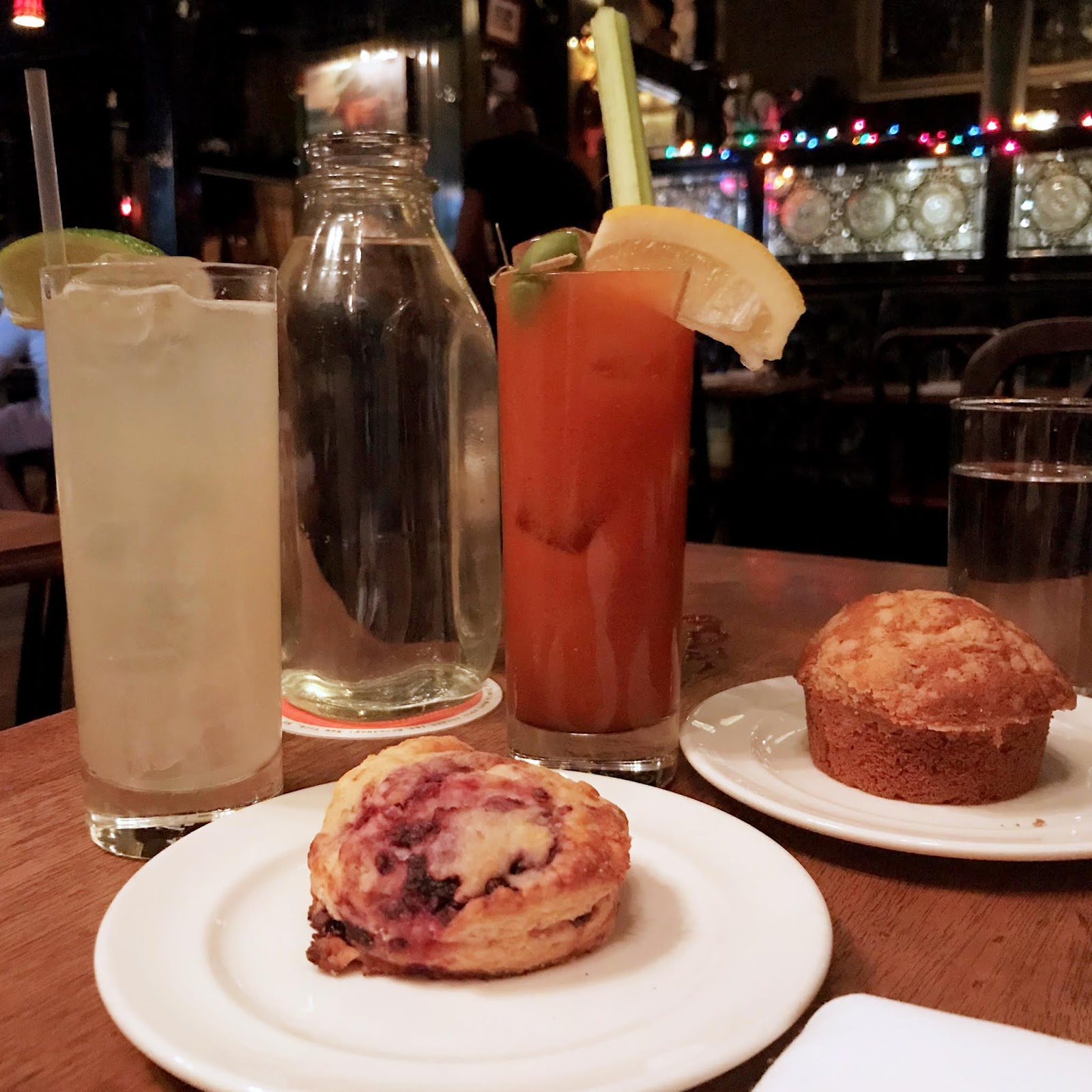 NYC The Breslin Bar Brunch Review