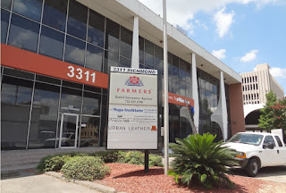 3311 Richmond Office Building - Farmers Insurance Agency - The Yoga Institute - G&G - Urban Leather