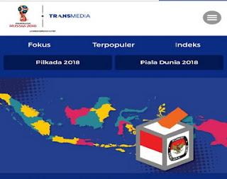 7 Situs Berita Online Terbaik dan Terpopuler Di Indonesia