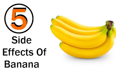 Side Effect Of Banana