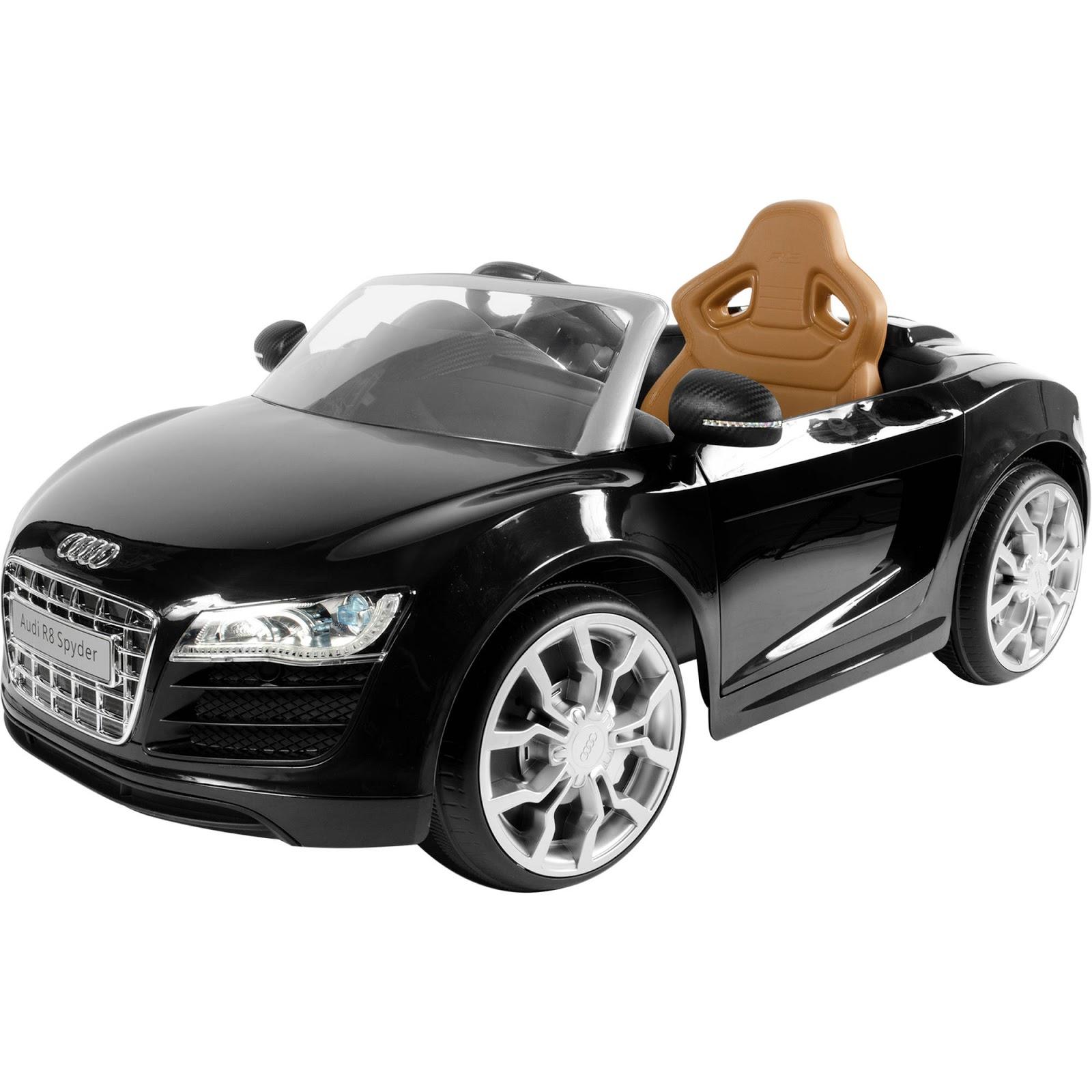 Daily Kids Deals: Walmart: Audi R8 Spyder 6 Volt Battery