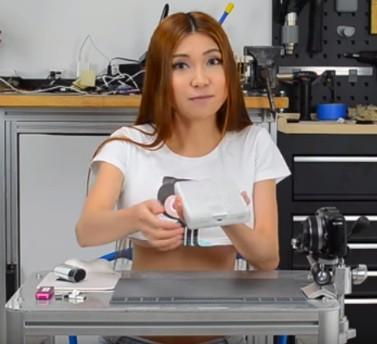 """Naomi """"Sexy Cyborg"""" Wu"""