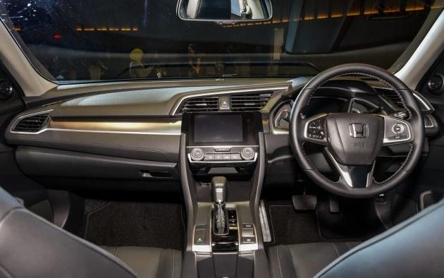 Honda Civic 2016 Speksifikasi Dan Harga
