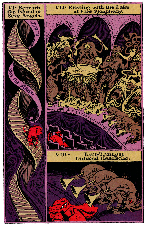 Read online Hellboy: Weird Tales comic -  Issue #6 - 19