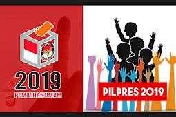 Efek Pilpres Indonesia 2019 Dan Cara Terbaik Menyikapinya.