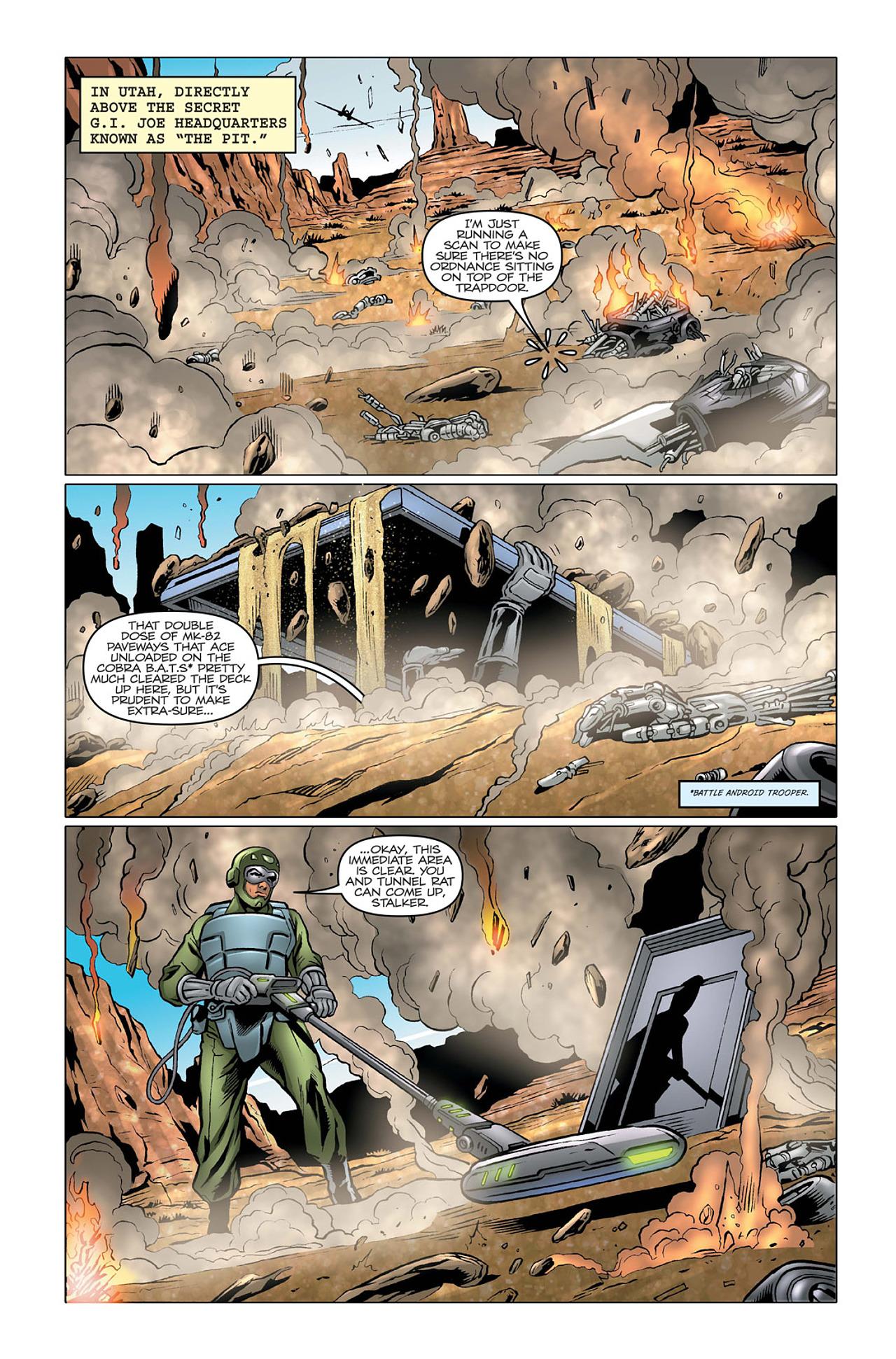 G.I. Joe: A Real American Hero 165 Page 4