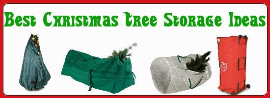 Ideas Storing Christmas Decorations Artificial Christmas Tree