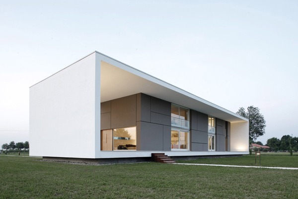 5 Karakteristik Ciri Khas Konsep Arsitektur Desain Rumah Minimalis