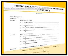 Aplikasi Contoh Laporan RKT RKJM RKAS Versi Revisi