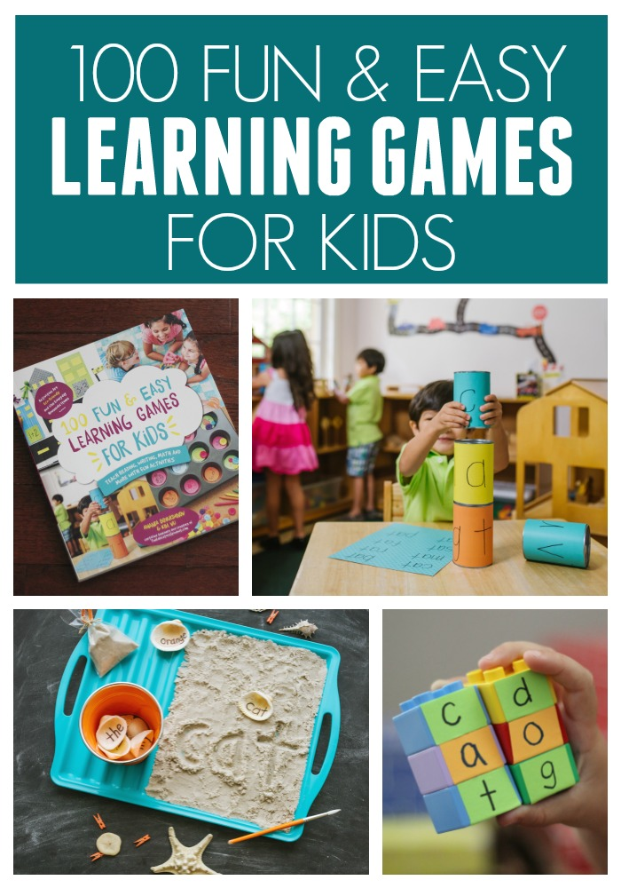 Toddler Approved!: 100 Fun And Easy Learning Games For Kids