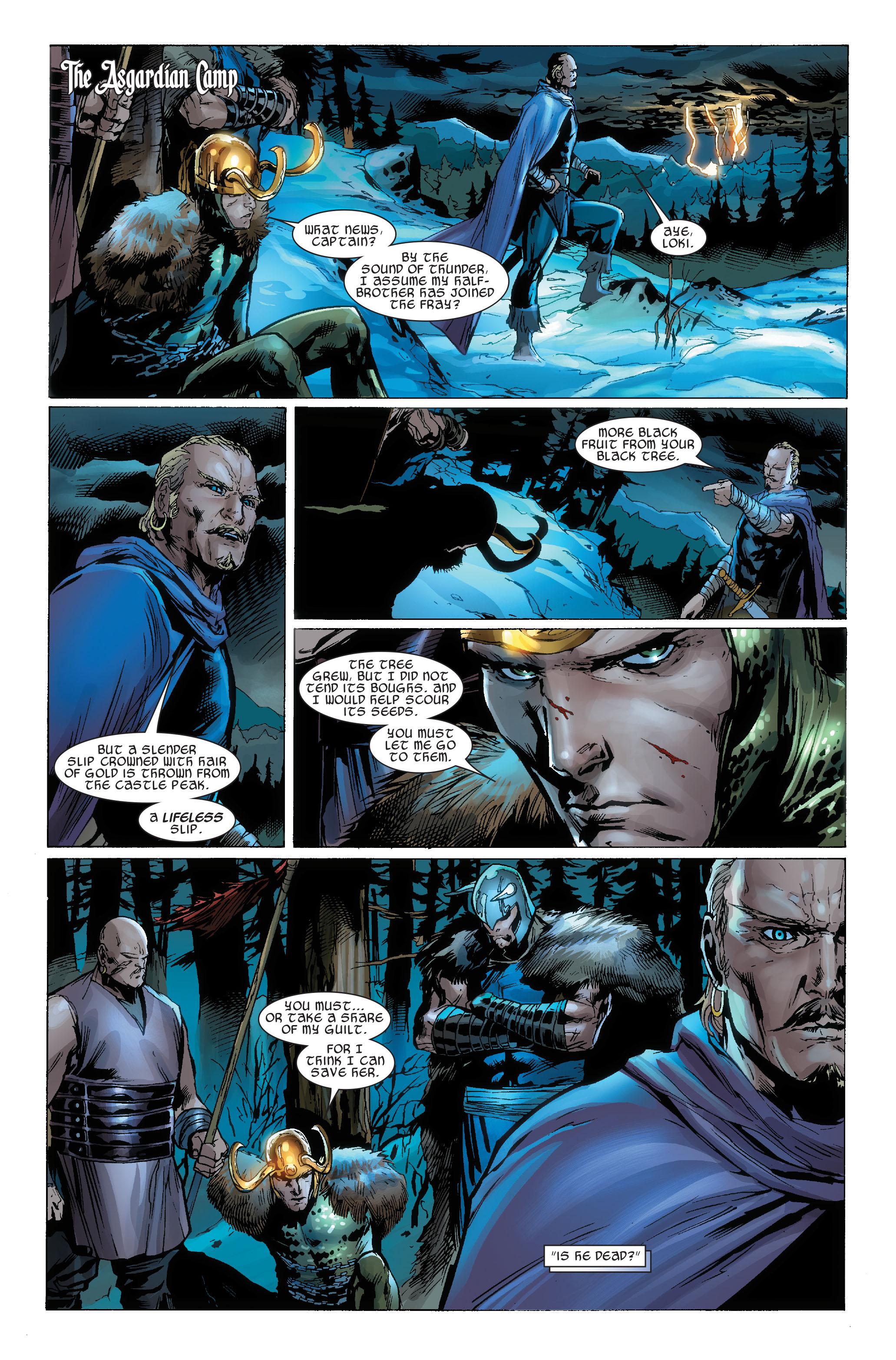 Thor (2007) Issue #605 #18 - English 14