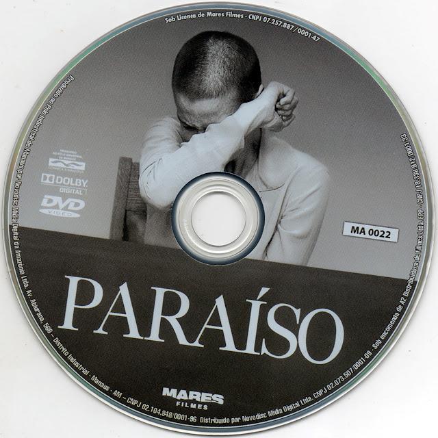 Label DVD Paraíso (Oficial)