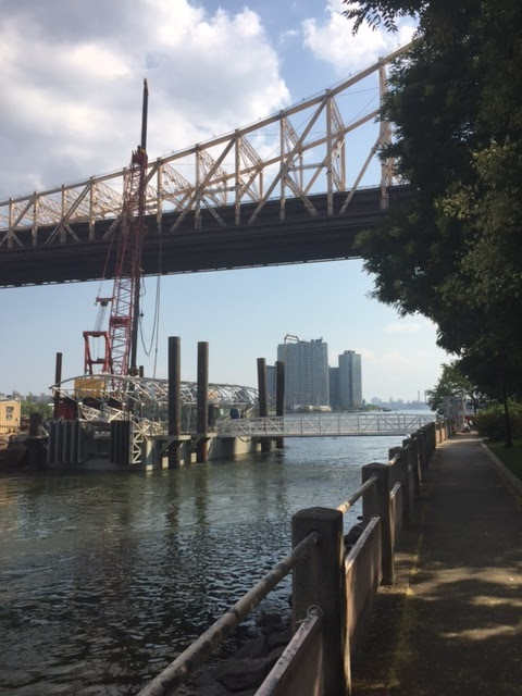 Roosevelt Island Ferry Dock