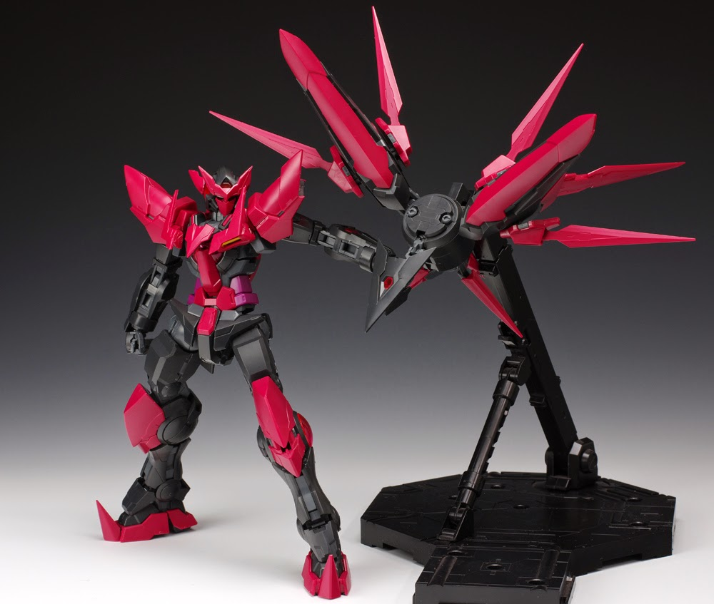 Review Mg 1 100 Gundam Exia Dark Matter By Schizophonic9 Gundam Kits Collection News And Reviews