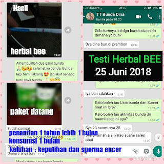 Herbal Bee Untuk Keputihan