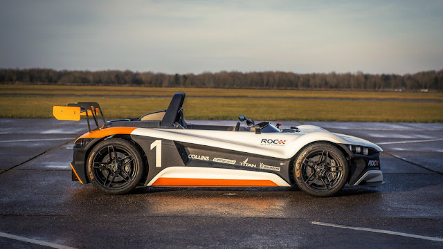 Vuhl 05 Speedster sports car
