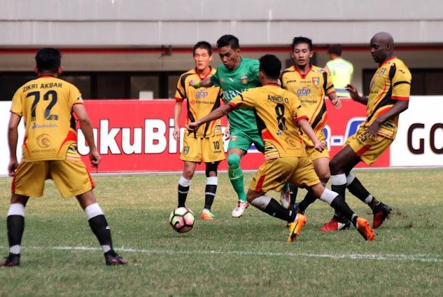 Mitra Kukar vs Bhayangkara FC