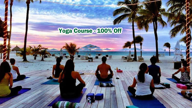 30 Day Yoga Challenge Mini-Course 100% Off