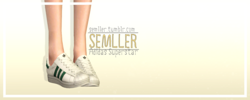 Adidas Sims Superstar 3 Sims Superstar The Adidas The 3 c4j35AqRSL
