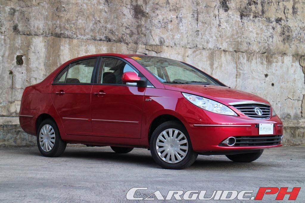Review: 2014 Tata Manza Aura Quadrajet Diesel | Philippine
