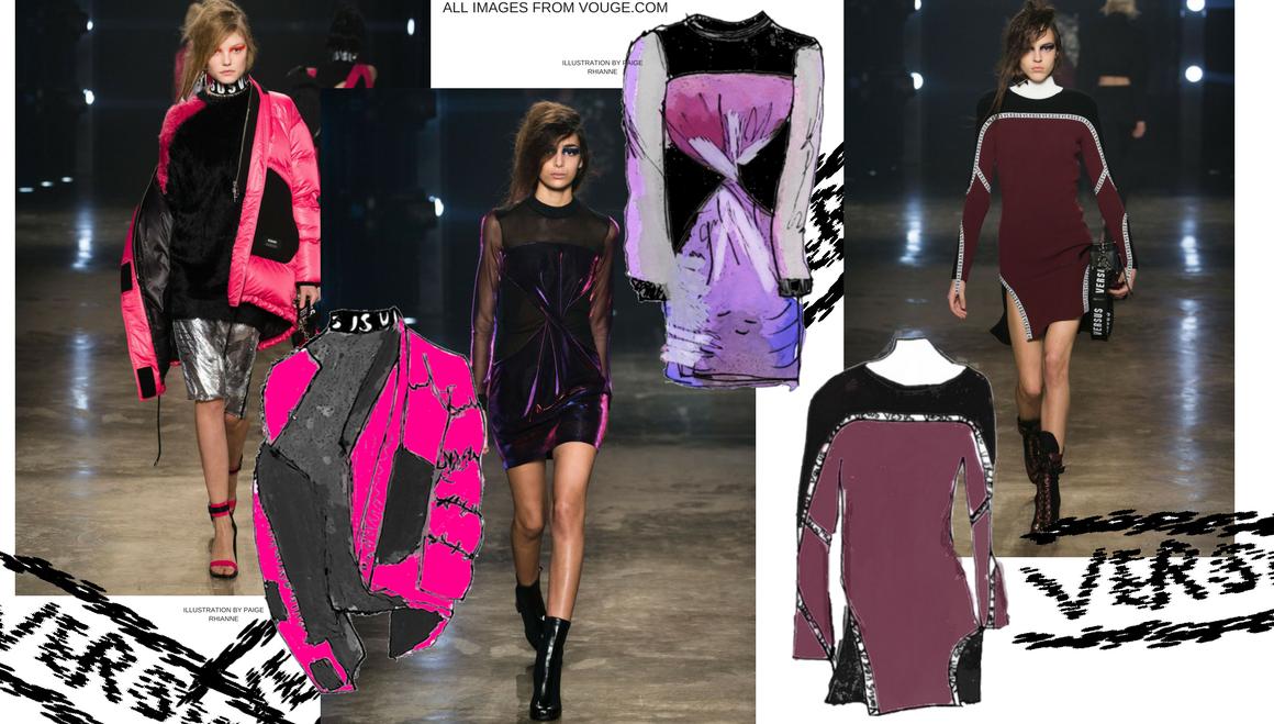 Versus Versace AW17