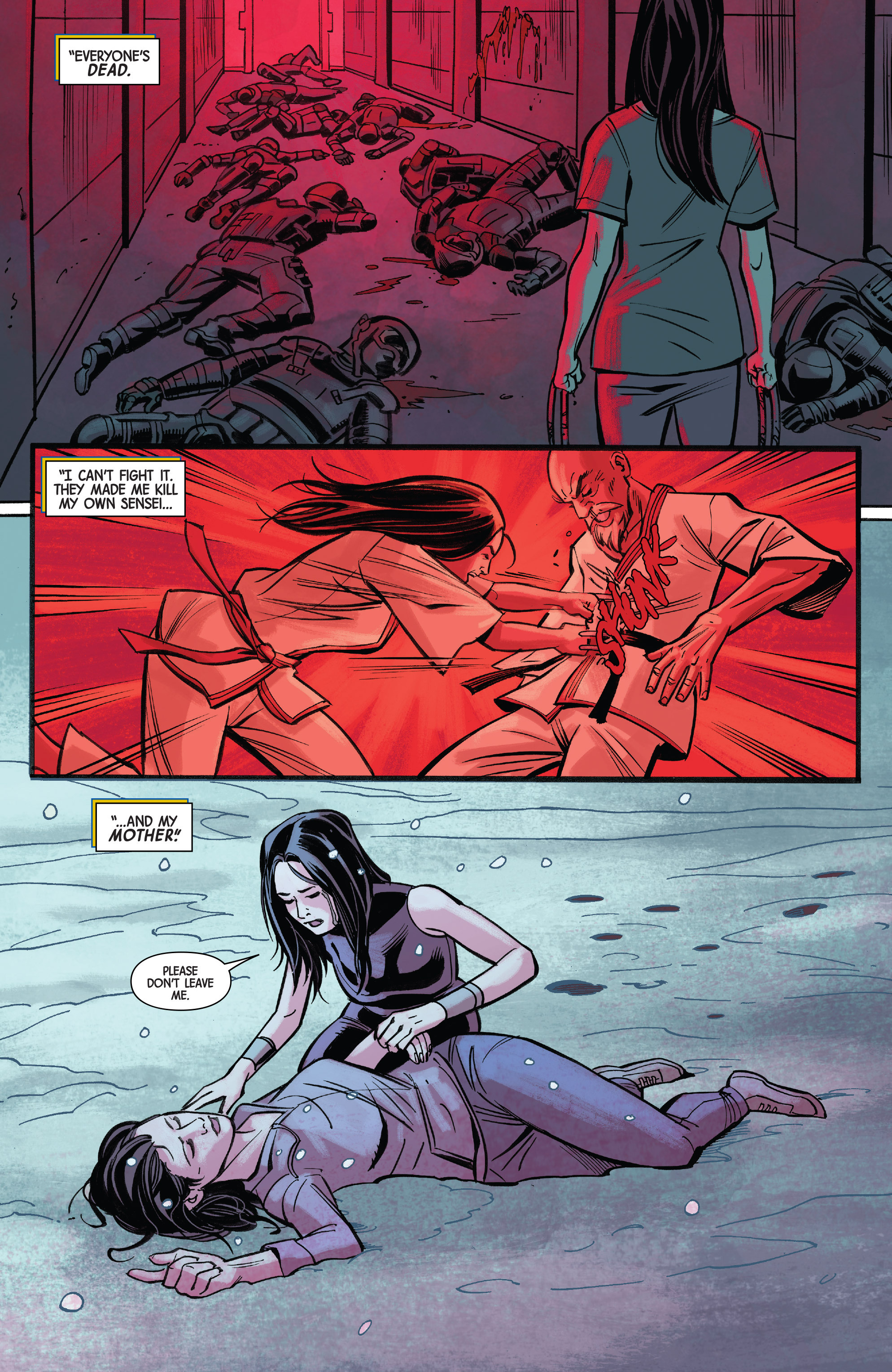 Read online All-New Wolverine (2016) comic -  Issue #13 - 12